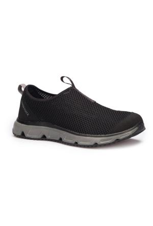 Lumberjack Panto Siyah Gri Erkek Ayakkabı