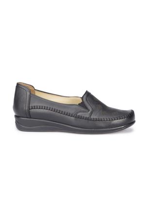 Polaris 5 Nokta 71.109615.Z Siyah Kadın Ayakkabı