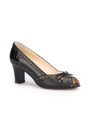 Polaris 71.309786.Z Siyah Kadın Ayakkabı