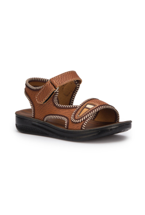 Spy Man Jimo Kahverengi Erkek Çocuk Sandalet