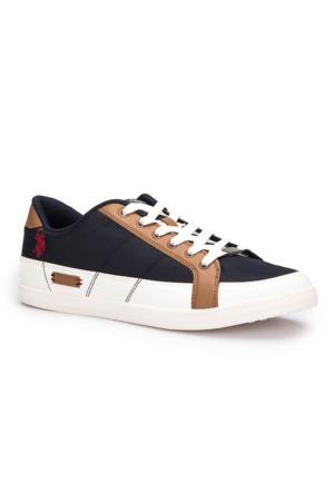 U.S. Polo Assn. Corona Lacivert Erkek Sneaker