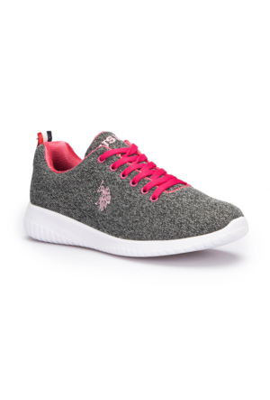 U.S. Polo Assn. Santorini Gri Kadın Sneaker