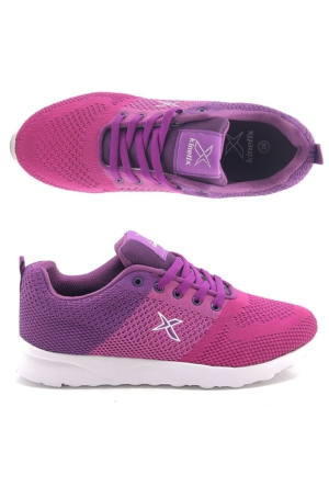 Kinetix Mor Fuşya Kadın Koşu Ayakkabı
