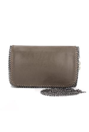 Voo Vizon Zincir Detaylı Askılı Çanta