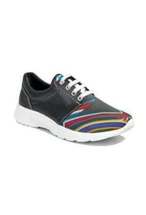Desa Collection Kadın Spor Ayakkabı Etnik 7168