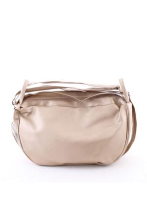 Cantamall 2472 Kadın Yeni Nesil Çanta Altın