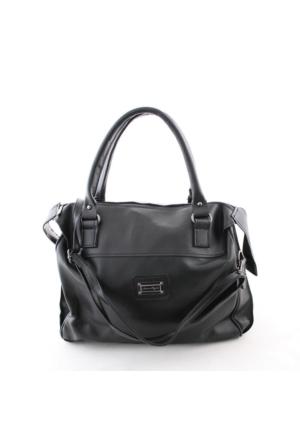 New Style 2492 Kadın Çapraz Omuz Askılı El Çantası Siyah