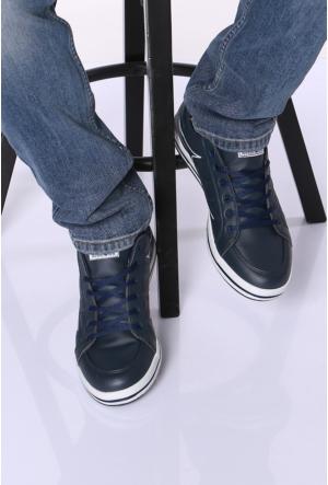Kaya Dericilik Lacivert Erkek Spor Ayakkabı-7206