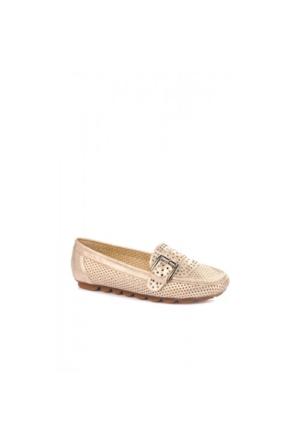Elle Rebeka Bayan Ayakkabı - Bakır