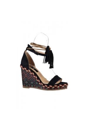 Elle Carole Bayan Ayakkabı - Lacivert