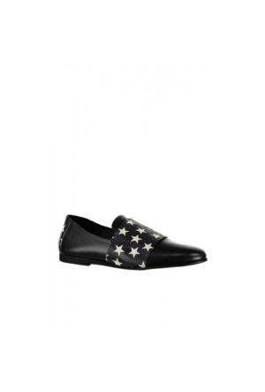 Elle Fanette Bayan Ayakkabı - Siyah/Beyaz