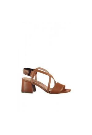 Elle Clarissa Bayan Ayakkabı - Taba