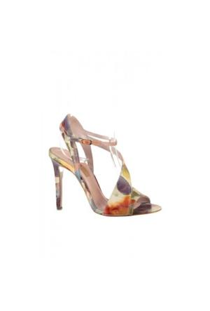 Elle Floresca Bayan Ayakkabı - Multicolor
