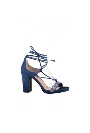 Elle Suelita Bayan Ayakkabı - Lacivert