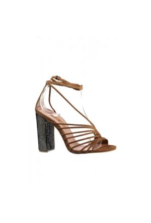 Elle Eleena Bayan Ayakkabı - Taba