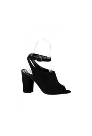 Elle Bandas Bayan Ayakkabı - Siyah