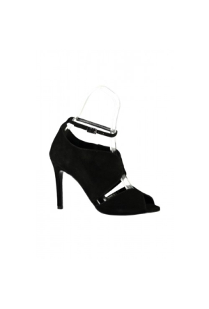 Elle Fiolas Bayan Ayakkabı - Siyah