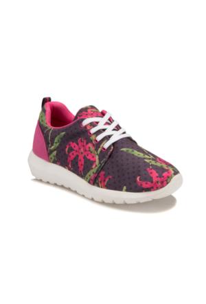 Carmens U2804 Siyah Kadın Sneaker Ayakkabı