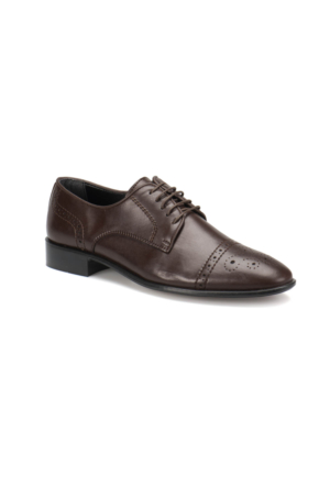 Garamond 4655 M 1602 Kahverengi Erkek Klasik Ayakkabı