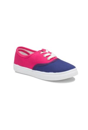 I Cool Gomez Mor Fuşya Kız Çocuk Sneaker Ayakkabı