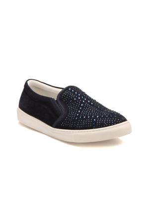 Jj-Stiller Lacivert Kadın Ayakkabı