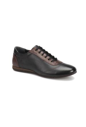 Oxide 1403 M 1453 Siyah Erkek Deri Modern Ayakkabı