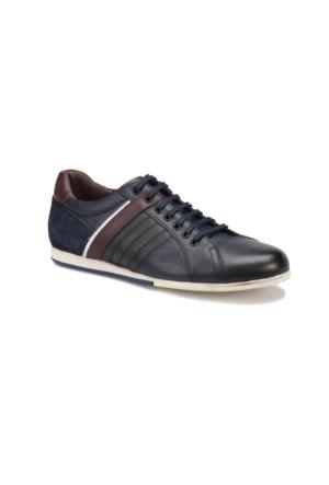 Oxide 366 M 1453 Lacivert Erkek Deri Modern Ayakkabı