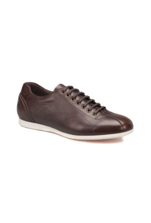 Oxide Dr-53 M 1300 Kahverengi Erkek Deri Klasik Ayakkabı