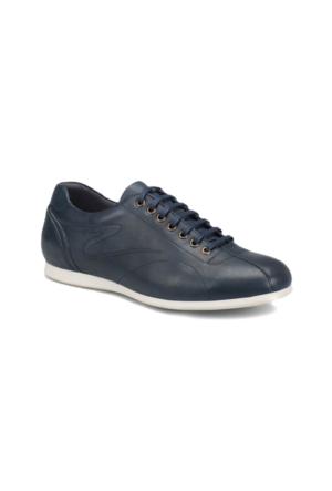 Oxide Dr-53 M 1300 Lacivert Erkek Deri Klasik Ayakkabı