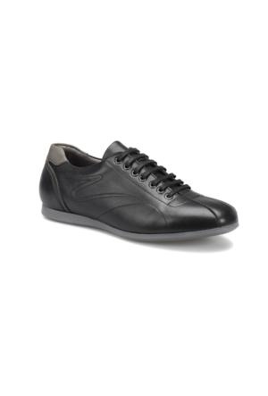 Oxide Dr-53 M 1300 Siyah Erkek Deri Klasik Ayakkabı