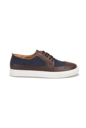 Panama Club Pnm515 Kahverengi Lacivert Erkek Çocuk Ayakkabı
