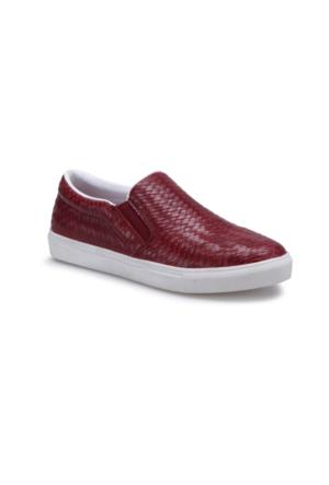 Panama Club Pnm516 Bordo Erkek Çocuk Ayakkabı