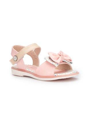Pink Step Merci Pembe Kız Çocuk Sandalet