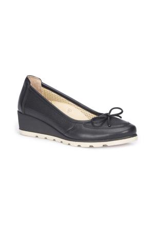 Polaris 5 Nokta 71.109606.Z Siyah Kadın Ayakkabı