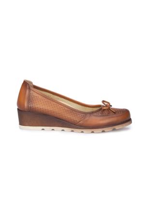 Polaris 5 Nokta 71.109606.Z Taba Kadın Ayakkabı