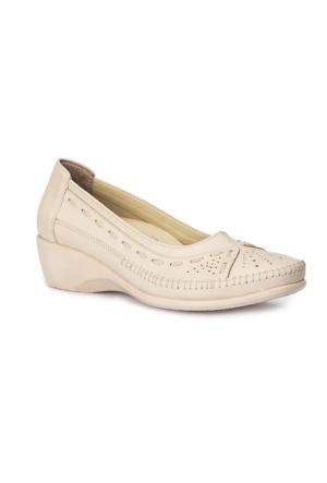 Polaris 5 Nokta 71.109624.Z Bej Kadın Ayakkabı