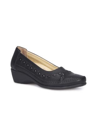Polaris 5 Nokta 71.109624.Z Siyah Kadın Ayakkabı