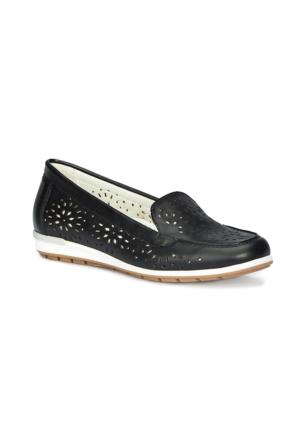 Polaris 71.157238.Z Siyah Kadın Ayakkabı