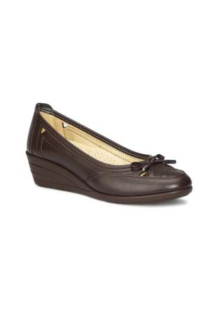 Polaris 71.157287.Z Kahverengi Kadın Ayakkabı