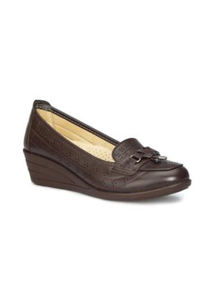 Polaris 71.157288.Z Kahverengi Kadın Ayakkabı