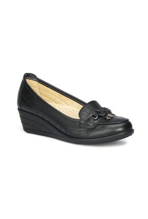Polaris 71.157288.Z Siyah Kadın Ayakkabı