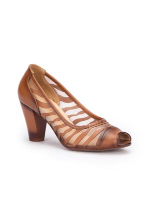 Polaris 71.309769.Z Taba Kadın Ayakkabı