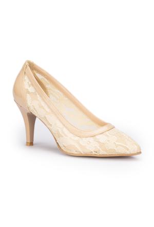 Polaris 71.309815.Z Bej Kadın Ayakkabı