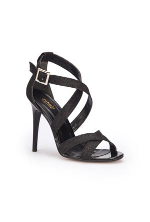 Polaris 71.309836Tz Siyah Kadın Ayakkabı