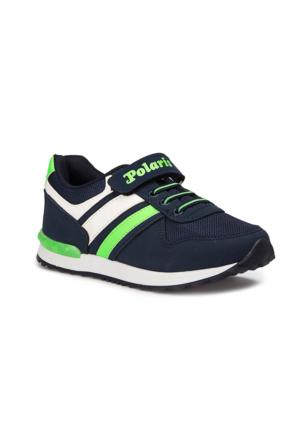 Polaris 71.508217.F Lacivert Erkek Çocuk Sneaker Ayakkabı