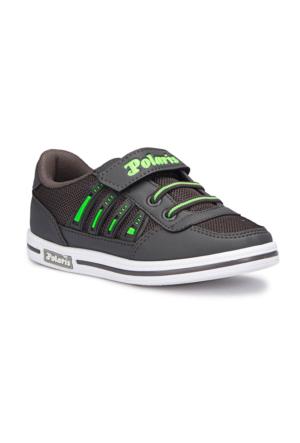 Polaris 71.509317.P Gri Erkek Çocuk Sneaker Ayakkabı