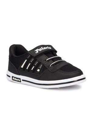 Polaris 71.509317.P Siyah Erkek Çocuk Sneaker Ayakkabı