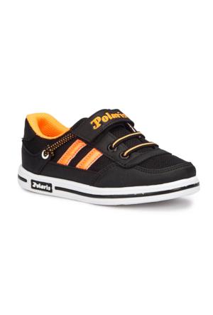 Polaris 71.509318.P Siyah Erkek Çocuk Sneaker Ayakkabı