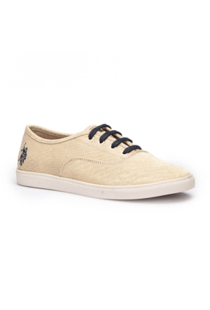 U.S. Polo Assn. Custo Altın Kadın Sneaker Ayakkabı