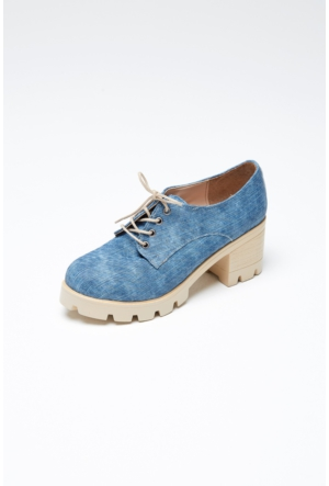 FullaModa Topuklu Ayakkabı 17Y17DED03323